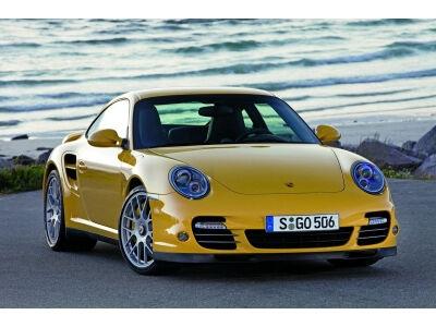 Atnaujintas Porsche 911 Turbo