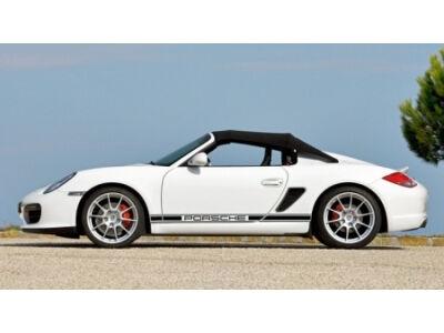 "Pirmosios ""Porsche Boxster Spyder"" nuotraukos"