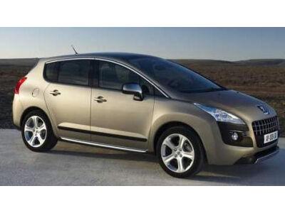 """Ar """"Peugeot 3008″ vertas 2010 metų automobilio titulo"""