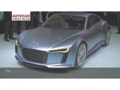 Apžiūrėkite įdomiausius Detroito autosalono modelius