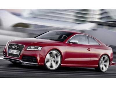 """Galingoji """"Audi RS5″ pirkėjams bus pristatyta jau šį pavasarį"""