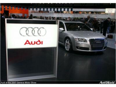Parodos lankytojai išvydo Audi A8 ir A1
