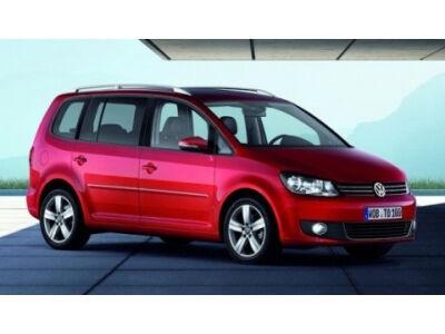 """""""Volkswagen"""" pristatė atnaujintą miniveną """"Touran"""""""