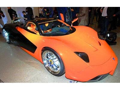 Marussia – naujas Porsche ir Ferrari konkurentas