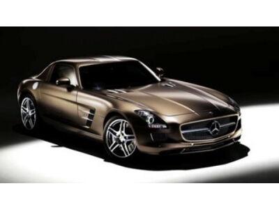 "Gražiausias automobilis – ""Mercedes-Benz SLS AMG"""