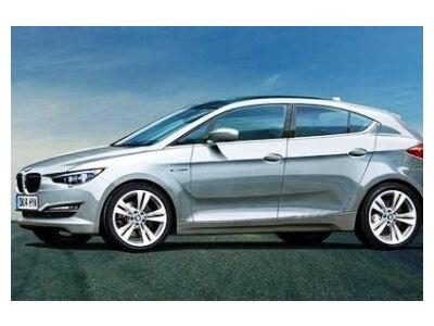 BMW 1-serijos automobiliai bus ir priekiniais varomaisiais ratais