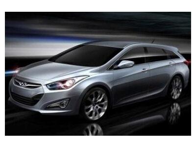 """Kaip atrodys naujasis """"Hyundai i40"""" interjeras?"""