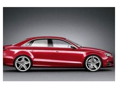 """Atidengtas naujosios """"Audi A3"""" veidas"""