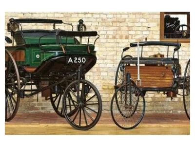 Koks buvo pirmasis pasaulyje automobilis?