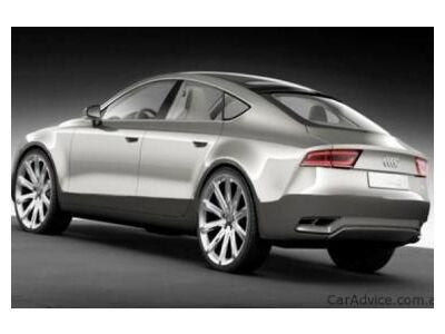 """""""Audi"""" turės savo X6"""