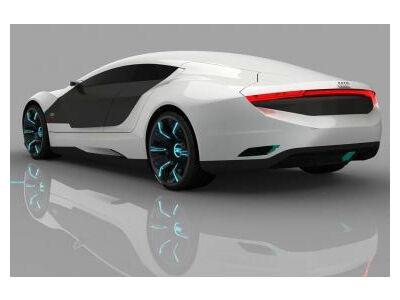 """Audi A9"" - jau 2014 metais"