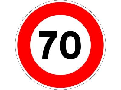 Greitį ribojantys ženklai – nemėgstamiausi vairuotojų