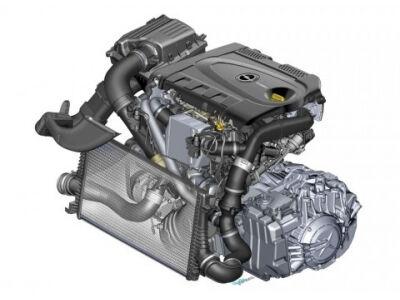 Naujas turbininis variklis