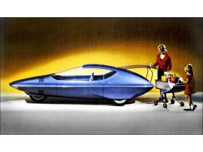 Senoviniai konceptiniai automobiliai