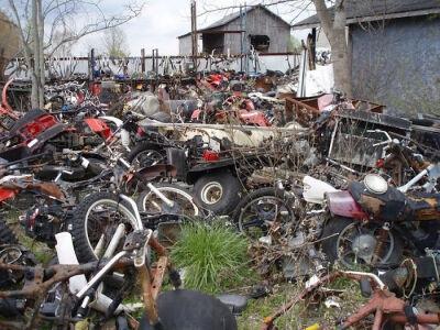 Motociklų kapinės
