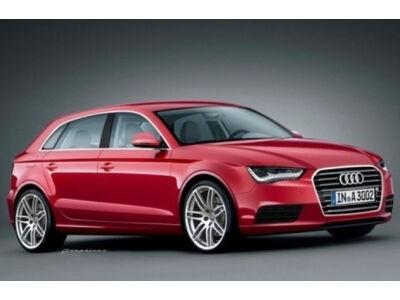 """Pristatytas naujosios kartos """"Audi A3 Sportback"""""""