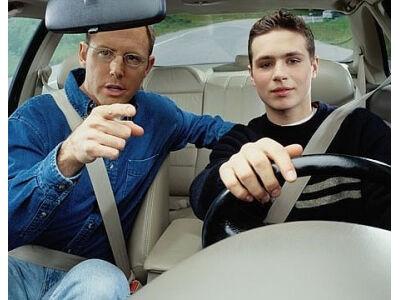 Kaip jautėtės, pirmą kartą sėdę už vairo?