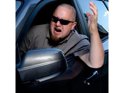 Vairuotojai mėgsta paauklėti vieni kitus