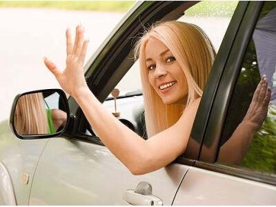 Geri Jūsų poelgiai skatina ir kitų vairuotojų gerumą