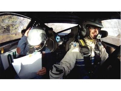 Kaip 2WD ralio čempionas Raišys nesėkmingai šturmano ieškojo