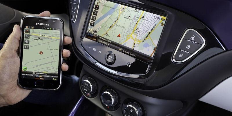 Ateities automobilis - Išmanieji telefonai su keturiais ratais