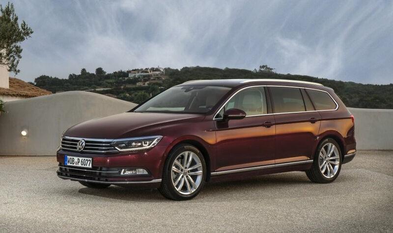 """""""Volkswagen Passat"""": naujas etalonas"""