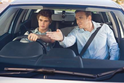 Ar patariate kitiems, kaip vairuoti?