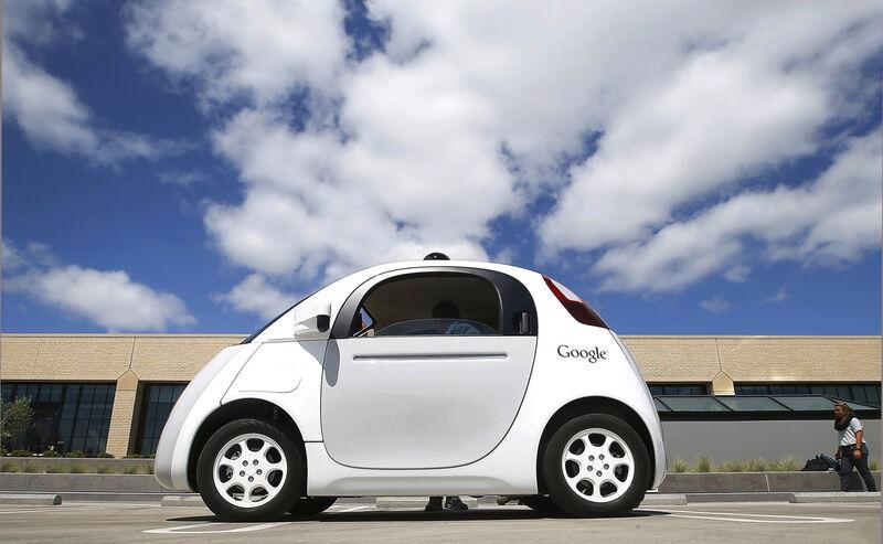Autonominiai automobiliai – transporto ateitis