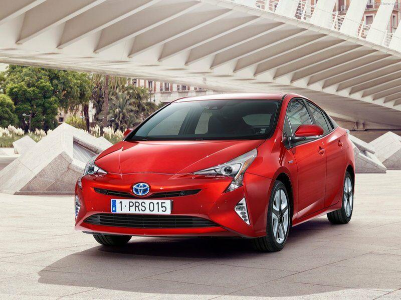 """""""Toyota Prius"""" fenomenas"""