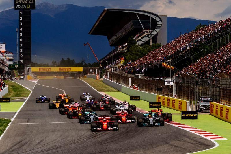 """2017-ųjų """"Formulės 1"""" sezone – dvi greitos komandos"""