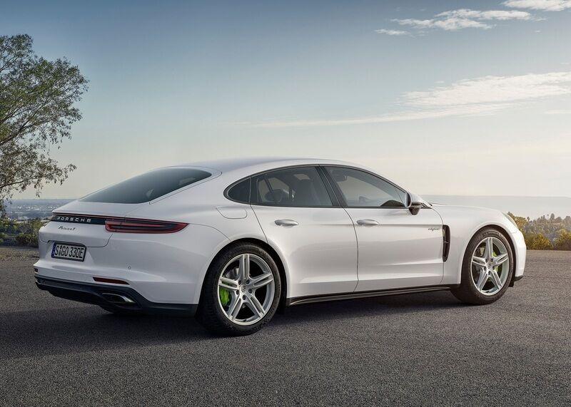 """""""Porsche"""" irgi gali būti ekonomiškas"""