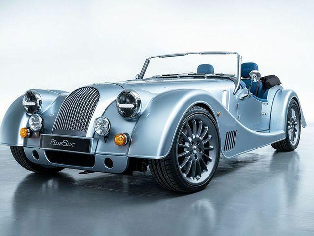 """Šis tas, ko kasdien nepamatysite - po 19 metų pertraukos legendinis gamintojas """"Morgan"""" pristatė naują automobilį: išskirtinė išvaizda ir praktiškai jokių technologijų"""
