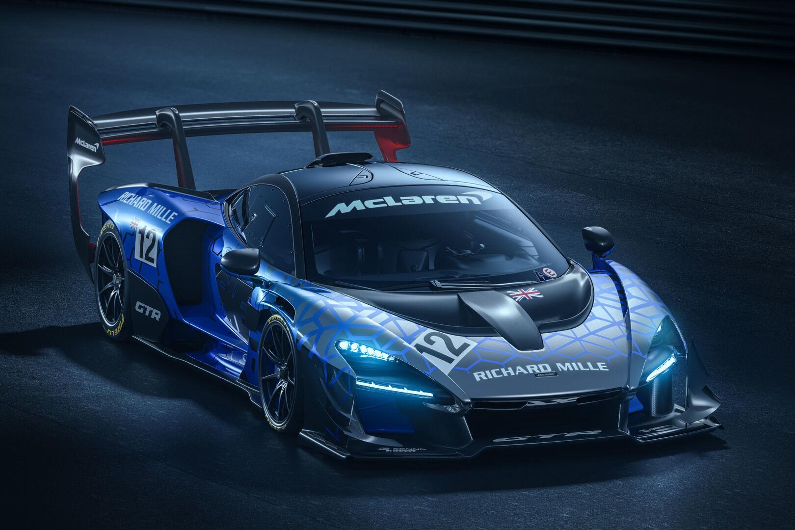 """""""McLaren Senna GTR"""" - automobilis, kurio norite, bet įsigyti jau nebegalite net jei esate labai turtingas"""