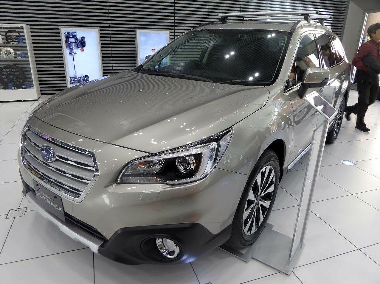 """Tikriausiai saugiausių automobilių gamintojas - vairuotojai įvertino """"Subaru"""" pastangas"""
