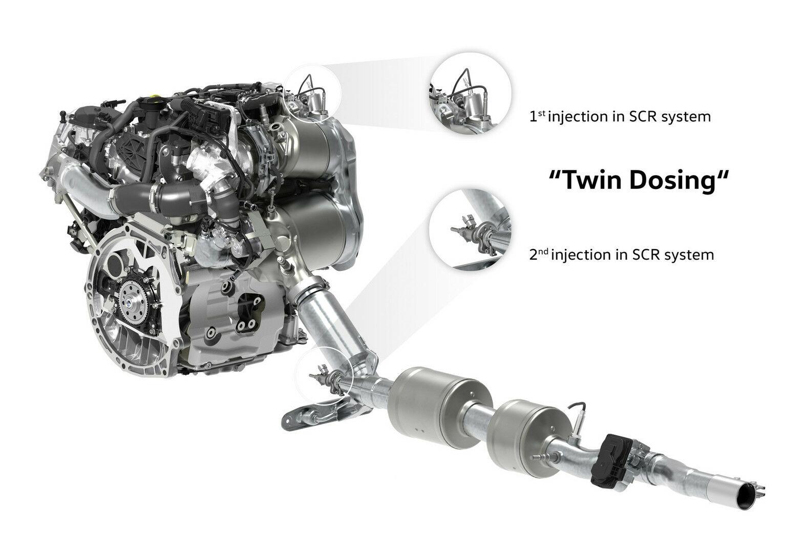 """Dyzelinas ruošiasi sugrįžimui? """"Volkswagen"""" pristatė technologiją, kuri NOx emisijas sumažins net 80 %"""