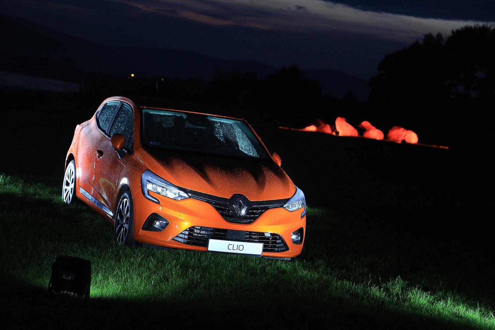 Idealus automobilis miestui – naujasis Renault Clio