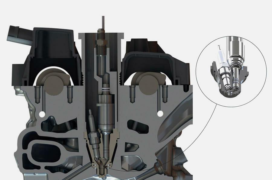Vokietijos kompanija sukūrė efektyvesnę uždegimo sistemą — pakels vidaus degimo variklį į naują lygį