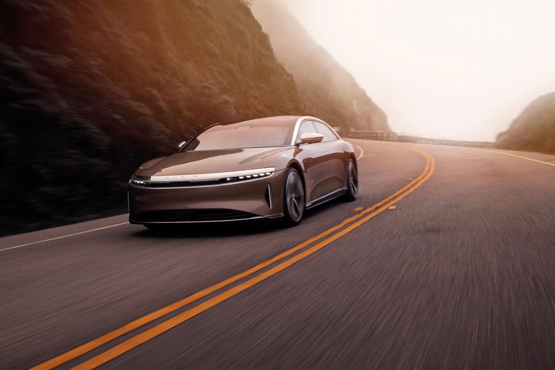 """Lucid Motors"" generalinis direktorius: ""Tesla"" mums nėra pagrindinis konkurentas"