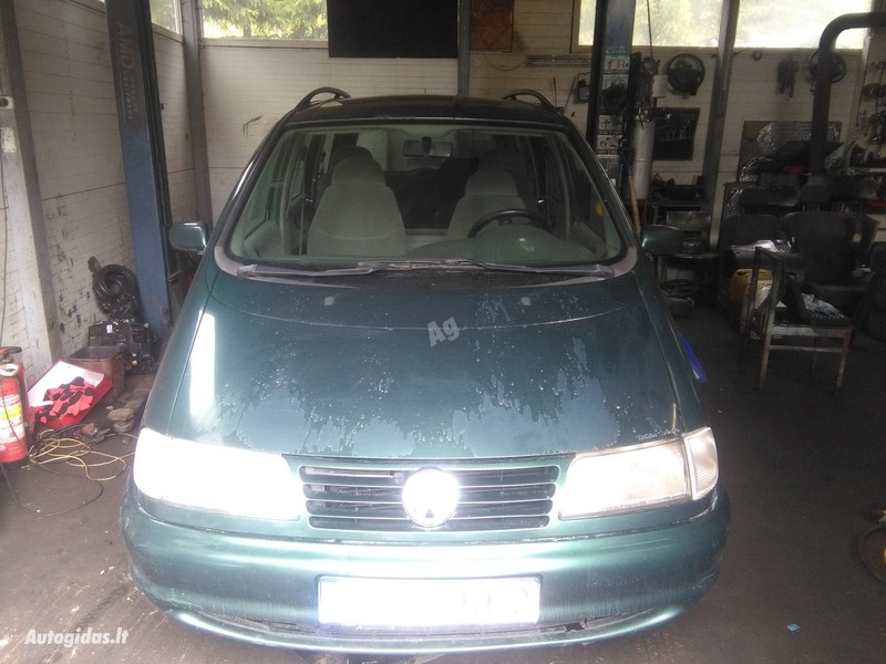 Volkswagen Sharan I 1.9 81kw 1999 y. parts