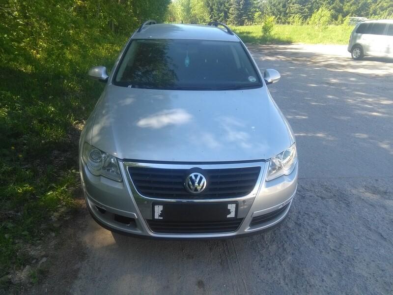 Volkswagen Passat B6 2.0 tdi BKP 6 begiu  2007 m. dalys