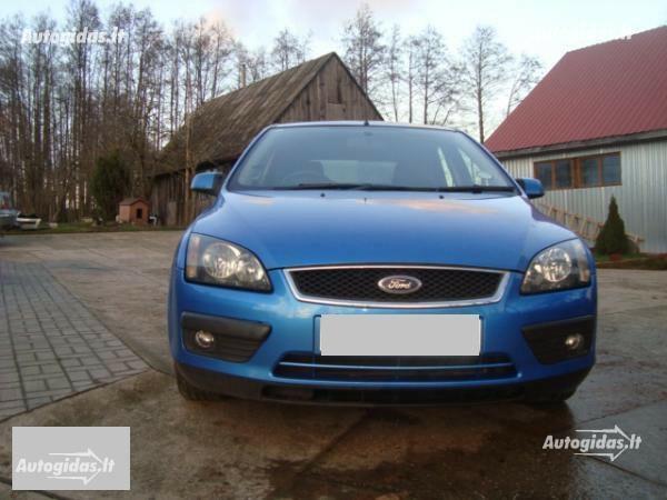 Ford Focus MK2 2006 y parts