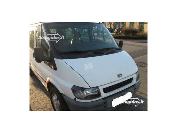 Ford Transit 2002 y. parts