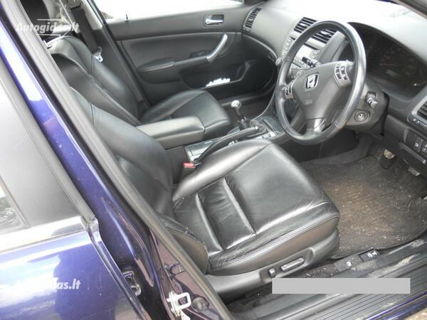 Honda Accord VII 2004 y. parts