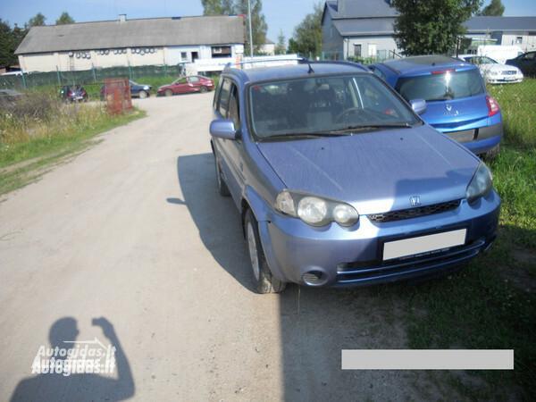 Honda Hr-V 2002 y. parts