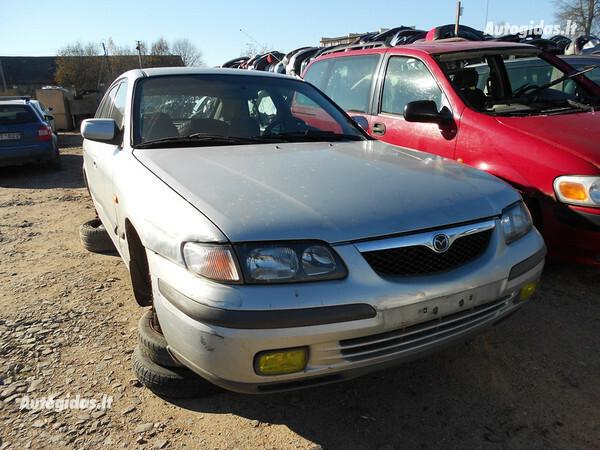 Mazda 626 V 1999 y. parts
