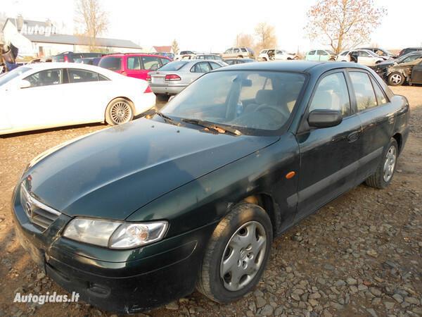 Mazda 626 V 2001 y. parts