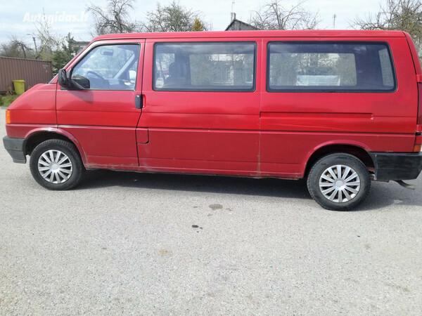 Volkswagen Transporter T4 1997 m dalys