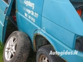 Volkswagen Transporter T4 1994 y. parts