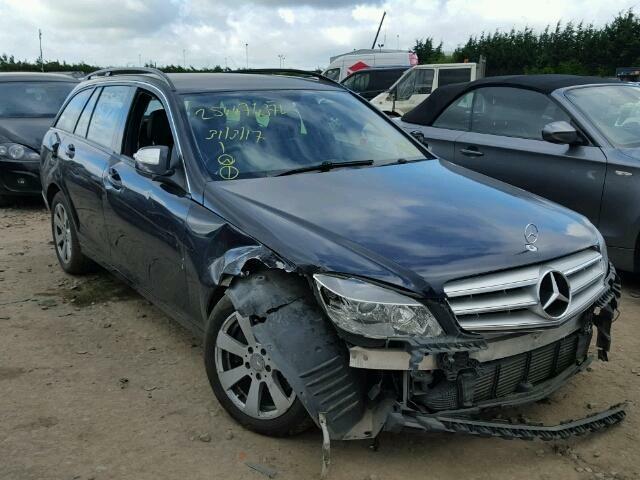 Mercedes-Benz C 220 2008 m. dalys