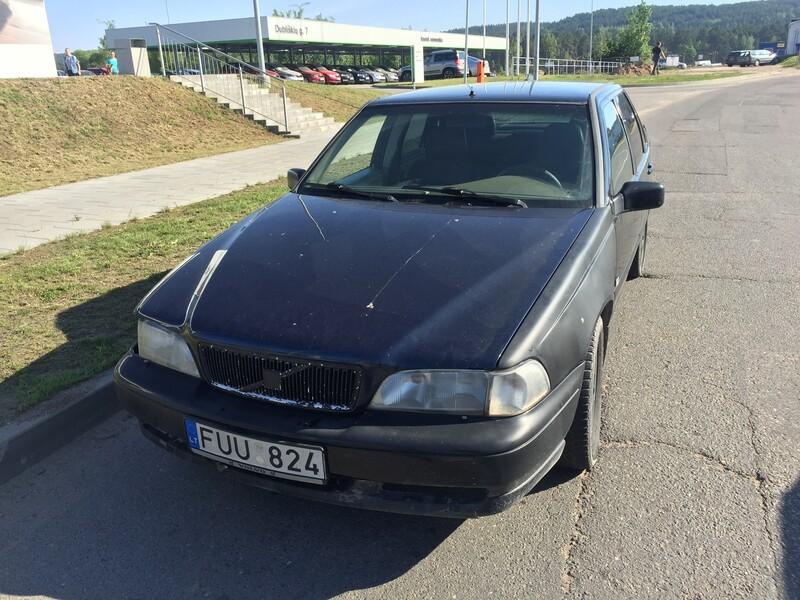 Volvo S70 1997 m. dalys